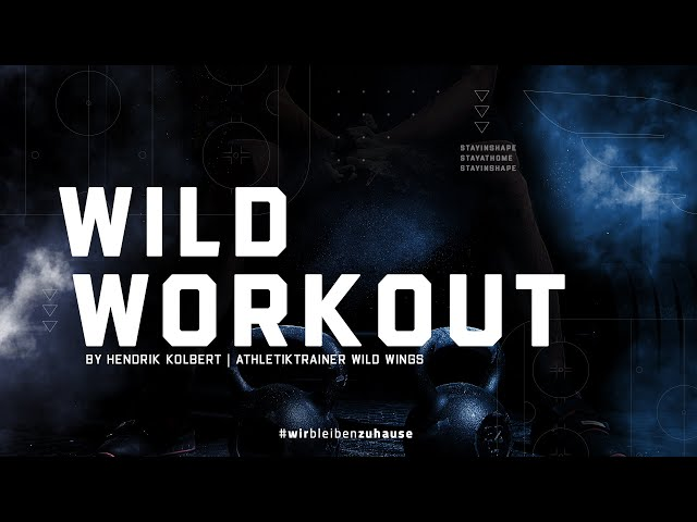 Wild Workout l Session_2 Oberkörper l Arme