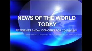 7D REVIEW UPDATE NEWS OF THE DAY TODAY