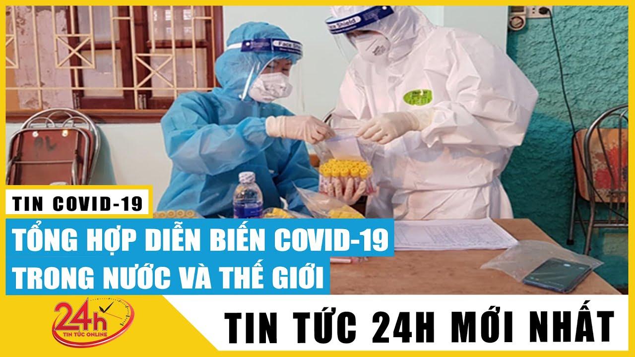 Tin tức Covid-19 mới nhất hôm nay 29/6. Dich Virus Corona Việt Nam tăng nhanh ở TP.HCM và Miền Trung