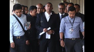 Najib's lawyer slapped with money laundering charges worth RM15 million