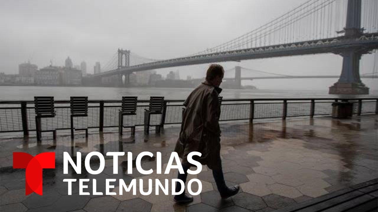 Noticias Telemundo: Coronavirus, un país en alerta, 9 de abril 2020 | Noticias Telemundo
