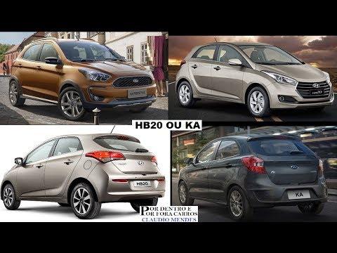 Ford Ka  Ou Hb  Comparativo Youtube Rh Youtube Com Ford Ka  X Hb