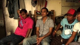 Asylum seekers in Hong Kong facing dire conditions