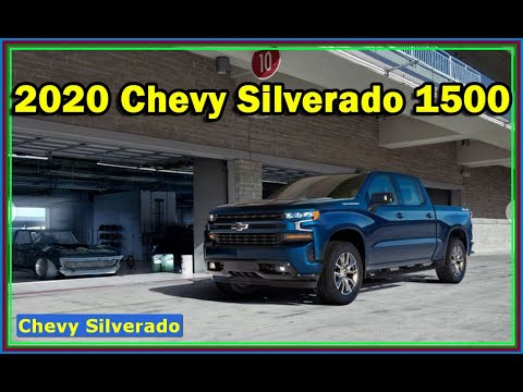 2020 Chevy Silverado 1500 Review - 6.2L Packs a Big Engine in a Big Truck