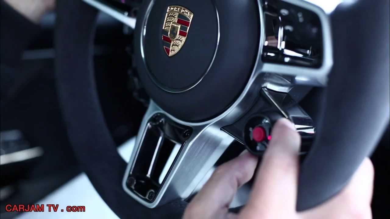 porsche 918 spyder hd 2014 interior dashboard commercial carjam tv hd car tv show youtube. Black Bedroom Furniture Sets. Home Design Ideas