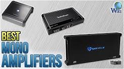 10 Best Mono Amplifiers 2018
