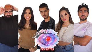 BIG SISTER - Concorrentes e Dramas (Episódio 1)