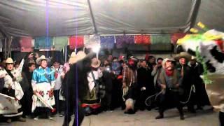 Kermes/Carnaval de Huecorio en Arleta CA. 2-26-2011