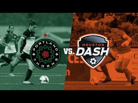 Portland Thorns FC Vs. Houston Dash