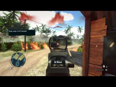 Far Cry 3 - Skrillex mission 1080P