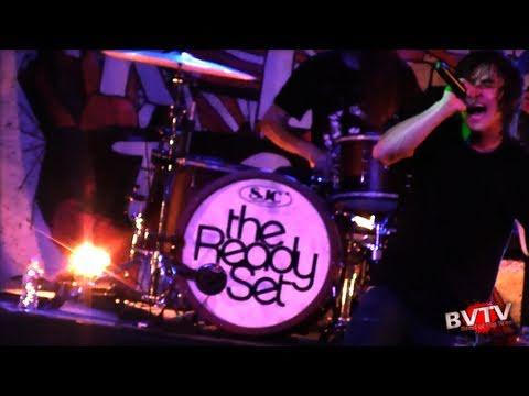 "The Ready Set - ""Love Like Woe"" Live! in HD"
