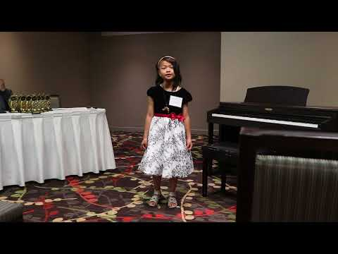New Conservatory of Music Festival 2018- Vocal Evaluation