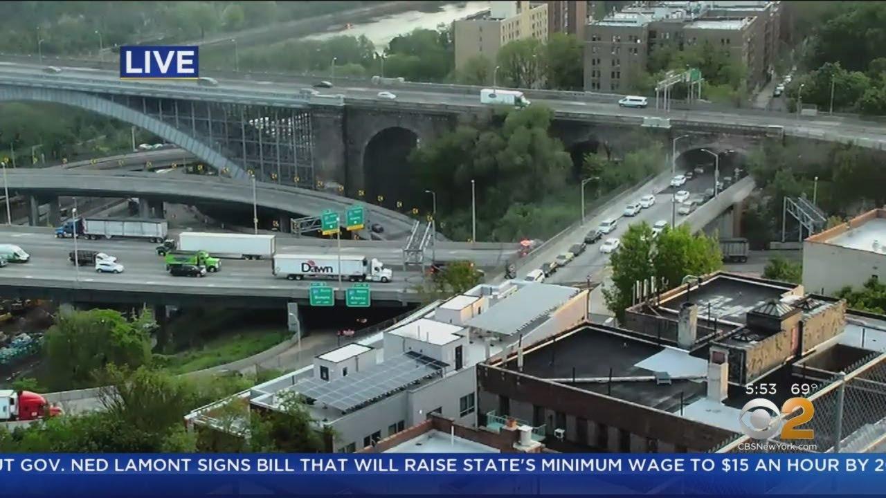 Commuter Alert For Bronx Drivers