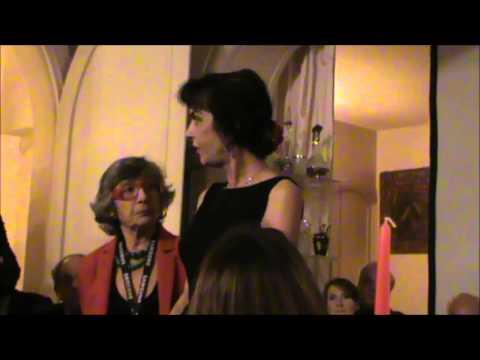 Soirée à la mémoire de Maurice Genevoix et sa fille, Sylvie