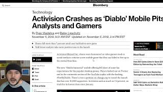 Diablo Immortal is an Omen Marking The END of Gaming