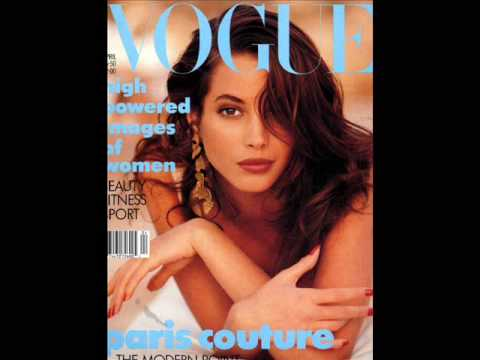 Vogue Covers Archive (UK 1980's)