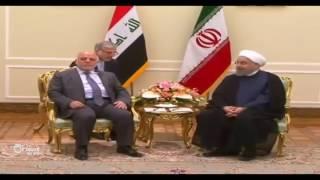 المرشد الإيراني يحذر العبادي من المساس بمليشيا الحشد الشعبي