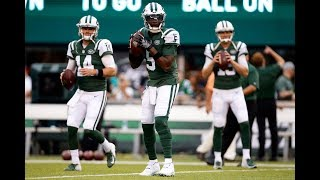 Jets' schedule affects Sam Darnold's chances of starting