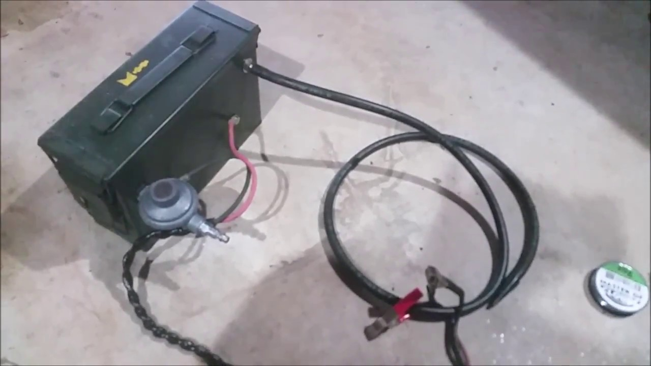 Homemade Smoke Machine Evap Leak Vacuum Leak Youtube