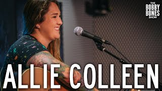 Allie Colleen on the Bobby Bones Show