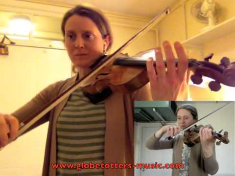 Dancing in Odessa (Violin Duet) - from Violin Globetrotters