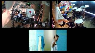 Menelik - Bye bye - Drums cover