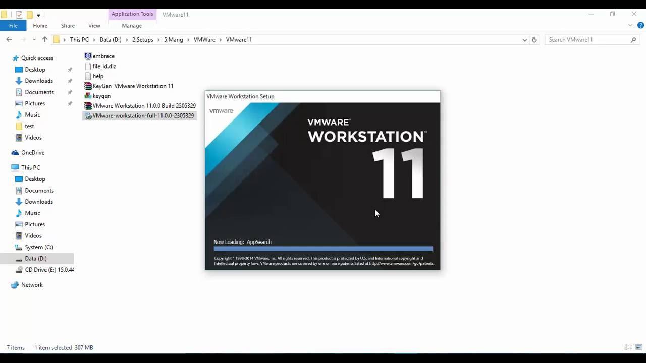 vmware workstation 10 keygen