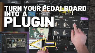 I turned my pedalboard into a plugin