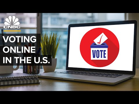 Why The U.S. Doesn't Vote Online