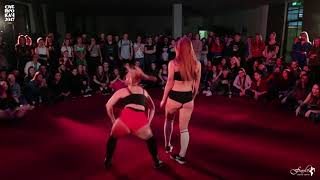 Sibprokach 2017 /DANCEHALL QUEEN CONTEST / Gaika(win) vs Polina Dubkova