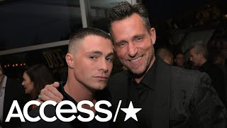 Colton Haynes' Divorce From Husband Jeff Leatham Is Moving Forward | Access