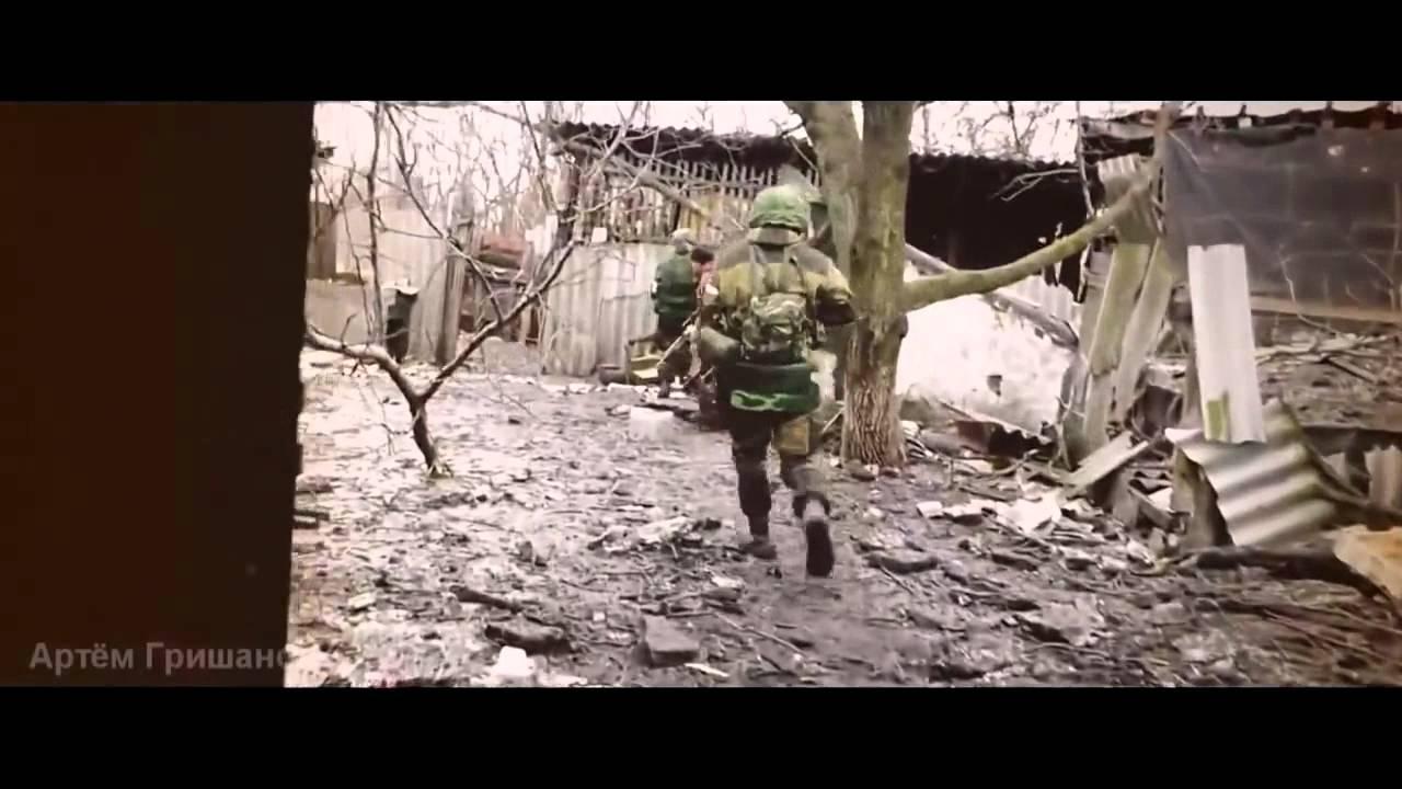 Donbass ★ Héroes de Novorossiya   Motor, Givi, Combatientes Defender of the Fatherland Clip 2015