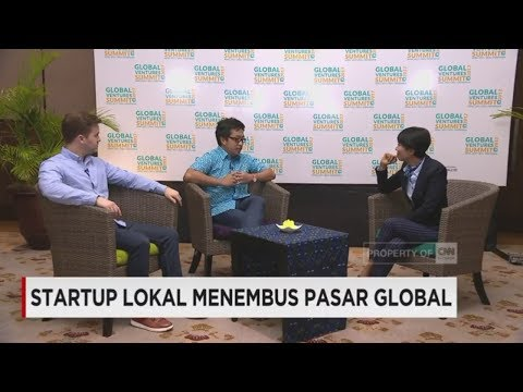 Startup Lokal Menembus Pasar Global - Insight With Desi Anwar