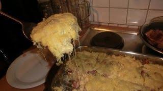Schinkenfleckerl (ham And Pasta Casserole)
