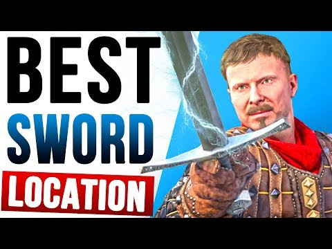 Kingdom Come Deliverance Combat – BEST SWORD LOCATION - (Treasure Map VII – St Georges Combat)