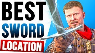 kingdom come deliverance combat – best sword location treasure map vii – st georges combat