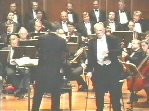 Jerome Hines last performance 2001