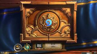 Hearthstone 2016 - 2 TGT Card Packs