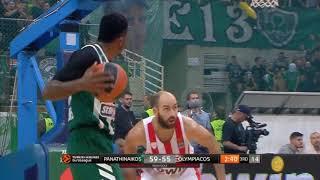 Thanasis Antetokounmpo 12 pts (Panathinaikos-Olympiacos: 93-80)