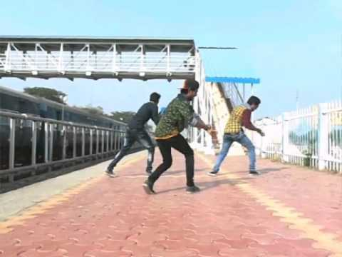 Jeena jeena song trio dance  inspired by...