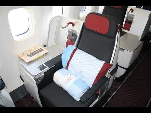 TRIPREPORT | Austrian Airlines (BUSINESS CLASS) | Vienna - New York City | Boeing 767-300