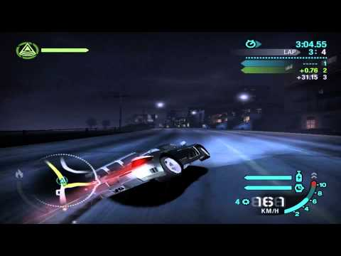 NFS CARBON Funny Fails