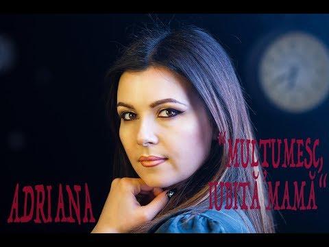 MULTUMESC IUBITA MAMA by ADRIANA