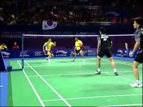 How to Switch Racket in Epic Fashion - Tan Boon Heong