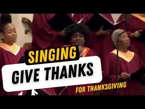 Tamara Jade- Give Thanks @ Abyssinian Baptist Church