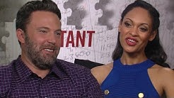 Ben Affleck & 'The Accountant' Cast Spill Their Code Names & Craziest Things They've Done For Love