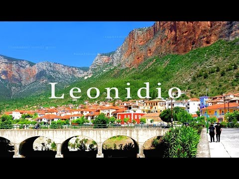 Leonidio, A Stunning Greek Traditional Village | Top Attractions And Beaches