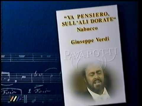La Nostalgia Musical #2: Luciano Pavarotti, concierto de opera en Chile (08/12/1991)