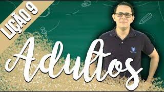 EBD | Adultos | Lição 9 - Arrependimento e Fé para salvação | Pr. Jaisson F. de Campos