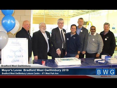 2019 Mayor's Levee Bradford West Gwillimbury